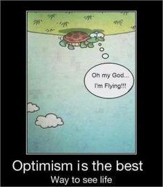 Optimistic Turtle