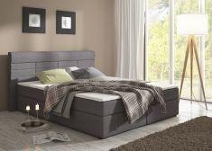 Manželská postel RITO 180 megacomfort savana grafit