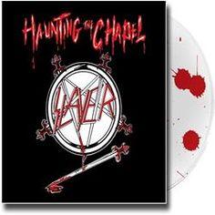 Haunting The Chapel  12' Vinyl