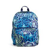 Lighten Up Grande Backpack in Katalina Blues | Vera Bradley