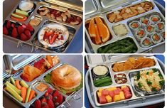 lunch adult ideas | GREEN REVIEW: PlanetBox Lunch Box planetbox meal ideas – Inhabitots