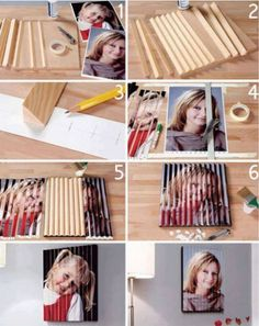 Neat idea for a graduation gift / party decoration.
