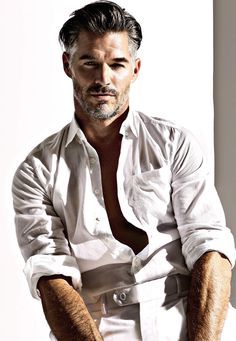 Urban Style, all white, done right, Men's Spring Summer Fashion.