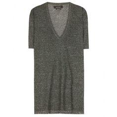 Isabel Marant - Glitter-Shirt Vegas - mytheresa.com GmbH