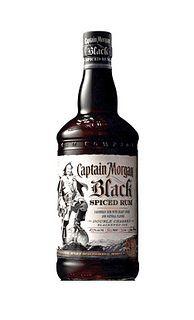 Captain Morgan Black 1.75 Liters