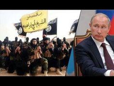 A longa luta de Putin contra o Estado Islâmico (ISIS)