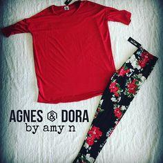 dc440bdb1ac65 66 Best Agnes & Dora images | Print Leggings, Printed leggings, Cute ...
