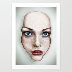 Milk+Art+Print+by+Jordygraph+-+$15.60
