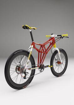 Pelagro - Peter Laibacher - individual bikes