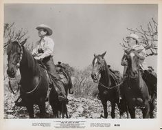 Rex Allen | For the Love of Mike - 1960 - George Sherman • Western Movies ...