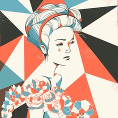 illustrations of Pietari Posti