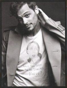 Matthew Gray Gubler! I love him!!!