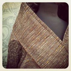 Cappotto Zen / dettaglio stoffa