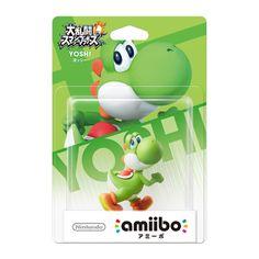 Nintendo amiibo(アミーボ) 大乱闘スマッシュブラザーズシリーズ ヨッシー [Wii U/3DS/3DSLL ゲーム連動キャラクターフィギュア]