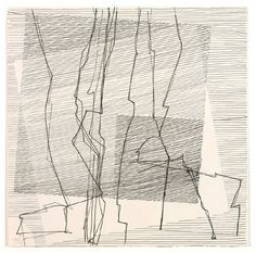 """Gego, """"Sin Titulo (Untitled),"""" 1963"""