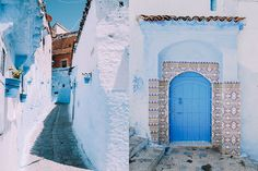 宛若進入童話世界:摩洛哥的秘密景點 Chefchaouen