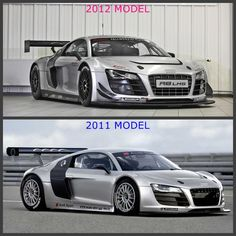 2012AUDI R8 LMS ULTRA-2 by CUBIX -SIDE BY SIDE-, via Flickr