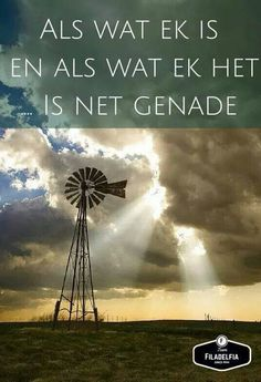 Wat meer as Genade is Genoeg vir, wat ook al, in elke Minuut van Elke Uur, Lê. Meer as Liefdevolle Genade, Heer. Is U Liefde en Barmhartighede. Motivational Quotes For Kids, Inspirational Qoutes, Morning Blessings, Good Morning Wishes, Hope In God, God Is Good, Prayer For Husband, Afrikaanse Quotes, Live Life Happy