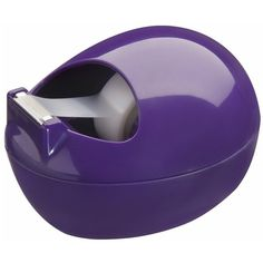 Scotch Tape Dispenser By Karim, Purple (C 36 P) (905 RSD) ❤ Liked On  Polyvore Featuring Home, Home Decor, Office Accessories, Scotch Tape  Dispenser, Purple ...