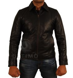 Californication David Duchovny Slim Fit Leather Jacket  It feels so cool to wear attires like celebrities. The famous American TV series 'Calfornication' season 6 has one leading contestant David Duchovny as Henry James Moody who wore this jacket and made people mesmerized. This jacket is very