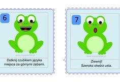 Żabi Piotruś – karty do gry
