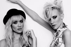 "Australian record producers duo NERVO premiered a new song ""In Your Arms"" on Spotify."