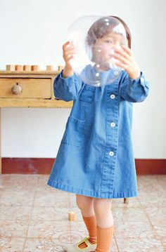 Sweven Baru Dress #kids #fashion #girls Little Girl Fashion, Kids Fashion, Look Girl, Little Fashionista, Girls Wardrobe, Girl Inspiration, Stylish Kids, Kid Styles, Kids Wear