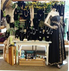 Hats! Scarves! Purses! Jewelry! and flowers? Yes, Flowerama Columbus is transforming into a one-stop shop! Stop in and see our beautiful displays! Now selling Howard's Jewelry!