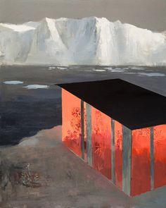 Jeremy Miranda's Dreamy Rooms of Solitude