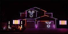 Le luminarie di Halloween si accendono al ritmo della canzone di Ghostbusters! - Sw Tweens