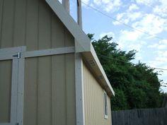 Gambrel Roof Overhang