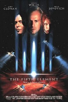 The Fifth Element afiche - Buscar con Google