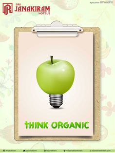 Think Organic and Go Organic...Save & Protect Our Future...It's Our Responsible...   #Organic #health #safety #save_nature