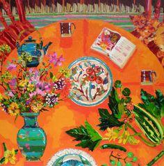 lucy doyle: August Spotlight-Autumn Composition