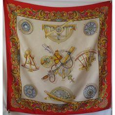 GUCCI COLLECTOR carré de soie foulard gucci scarf gucci tuch sciarpa rare  vintage made in Italy 3e912696207