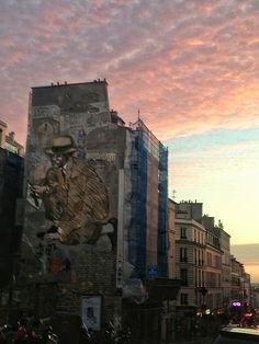 Paris 20eme street art | Flickr: partage de photos!