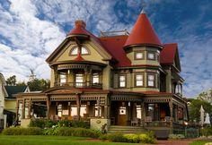 Victorian Home, Martha's Vineyard, Massachusetts