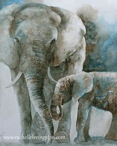 for him watercolor painting elephant painting boy nursery art PRINT boy girl african wall art african home decor wall hanging 11x14
