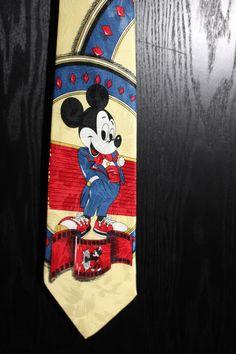 Mickey Mouse necktie