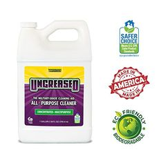 All Natural Kitchen Degreaser and Multipurpose Cleaner Safe Around Kids and Pets ** Check out the image by visiting the link. Cleaning Hacks, Cleaning Supplies, Natural Kitchen, All Purpose Cleaners, Bathroom Cleaning, Animals For Kids, Clean House, How To Make, Washing Machine