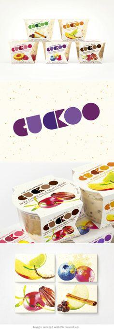 Packaging Cuckoo Muesli PD