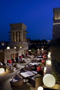 Madinat Jumeirah Resort - Dubai Restaurants - Centimetro - Italian