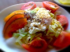暑いので… - 7件のもぐもぐ - サラダうどん by makokero1025