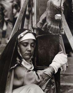 Maria Magdelena, Ixtapalapa, Mexico, 1964, Rodrigo Moya