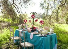 An Elegantly Whimsical Alice in Wonderland Themed PhotoShoot - Brenda's Wedding Blog - wedding blogs with stylish wedding inspiration boards - unique real weddings - wedding vendors