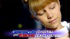 Grace VanderWaal Shares Her Audition Story - America's Got Talent 2016