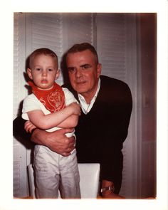 Grandpa Peter and my dad
