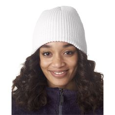 935cff6c26e Knit Pom Beanies with your Company Name or Custom Logo.