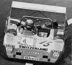 Gérard Larrousse courait en championnat du monde pour Matra, mais en France pour le Team Archambeaud, sur une Lola T292 avec un moteur 2 litres (European 2-Litre Sports Car Championship) 1973.