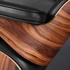 Show details for Eames Lounge Chair and Ottoman
